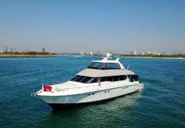 1997Lazzara Yachts 80 - $833,400 boat for sale, photos and specifications