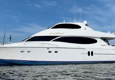 2002Lazzara Yachts Sky Lounge - $1,699,000 boat for sale, photos and specifications
