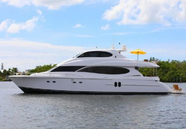 2006Lazzara Yachts 80 Skylounge - $1,699,000 boat for sale, photos and specifications