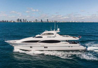 2007Lazzara Yachts OPEN BRIDGE - $4,299,000 boat for sale, photos and specifications