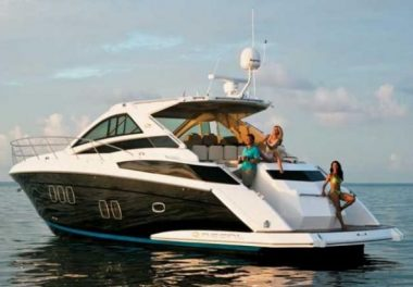 2008Regal 52 Sport Coupe - $330,269 boat for sale, photos and specifications