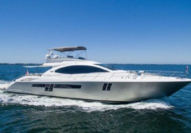 2010Lazzara Yachts 78 LSX - $1,650,000 boat for sale, photos and specifications