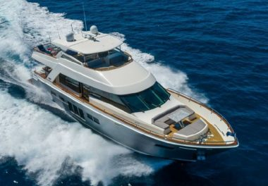 2012Lazzara Yachts Lazzara 76 - $1,595,000 boat for sale, photos and specifications