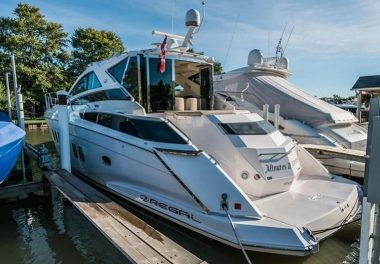 2012Regal 52 Sport Coupe - $540,000 boat for sale, photos and specifications