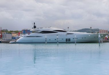 2013Pershing Custom - $7,309,250 boat for sale, photos and specifications