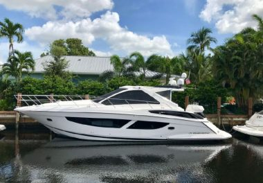 2017Regal 53 Sport Coupe - $619,000 boat for sale, photos and specifications