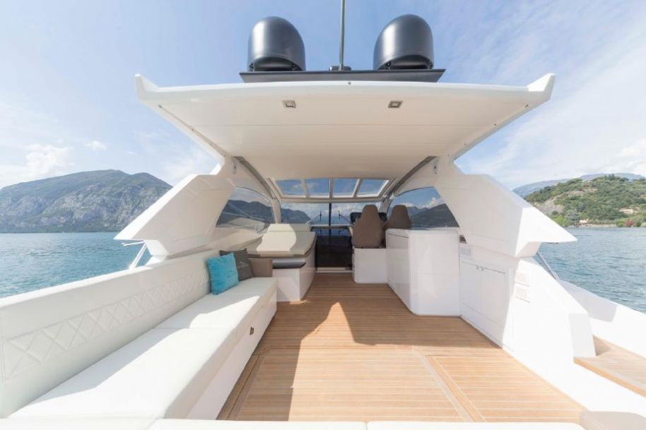 2017 Rio Yachts 42 AIR - $595,000 boat for sale, photos and specifications