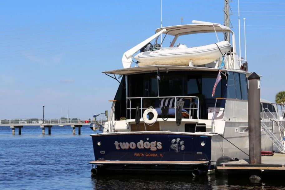 1984Bertram 70 Cockpit Motor Yacht - $199,000 boat for sale, photos and specifications