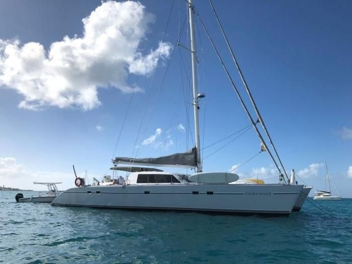 1999Lagoon 67 - $938,125 boat for sale, photos and specifications