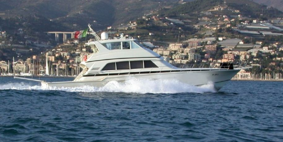 2002Bertram gm 76 - $506,497 boat for sale, photos and specifications