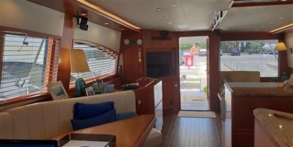 2006Bertram 67 Convertible - $1,765,672 boat for sale, photos and specifications