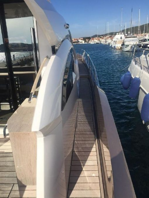 2011Sessa Marine C68 - $1,048,865 boat for sale, photos and specifications