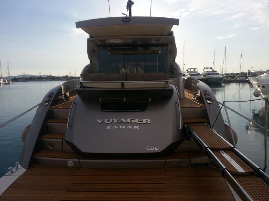 2012Sessa Marine C68 - $1,237,425 boat for sale, photos and specifications