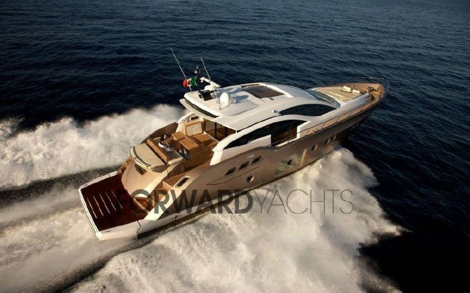 2013Sessa Marine C68 - $1,118,397 boat for sale, photos and specifications