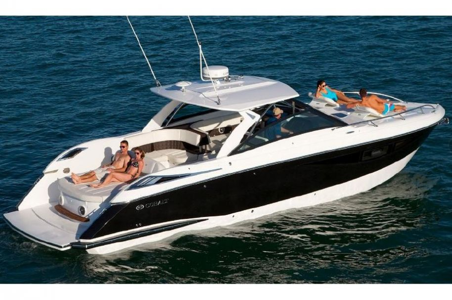 2014Cobalt A40 - $350,000 boat for sale, photos and specifications