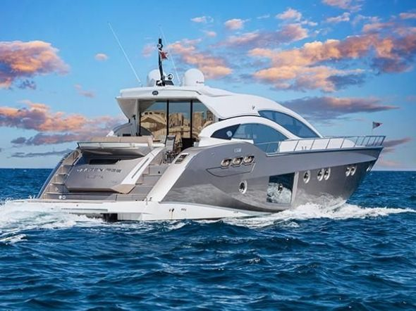 2014 Sessa Marine C68 - $1,239,750 boat for sale, photos and specifications
