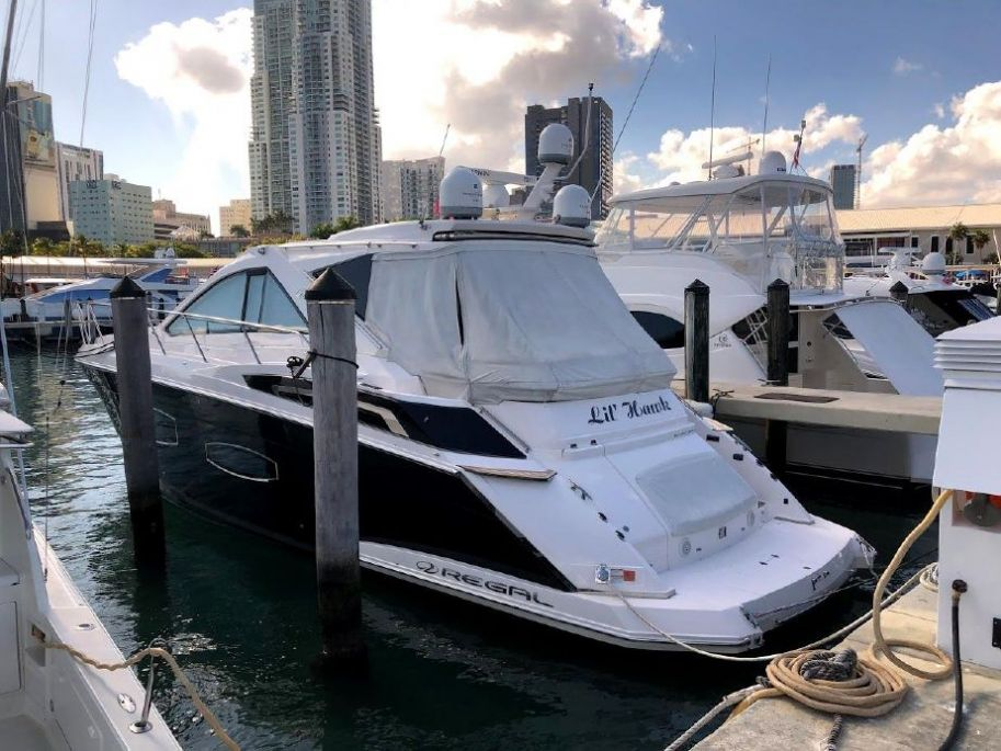 2015Regal 53 SC Coupe Very low hours! - $579,900 boat for sale, photos and specifications