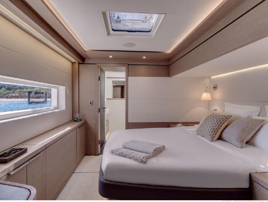 2018Lagoon Seventy 8 - $4,923,622 boat for sale, photos and specifications