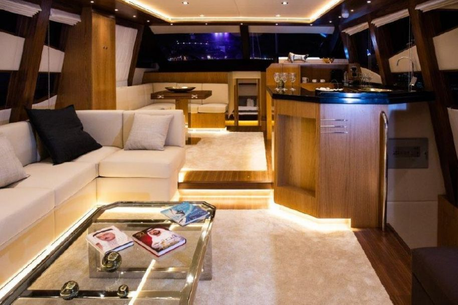 2019Riviera Integrity 70 Hull #1 - $1,781,250 boat for sale, photos and specifications