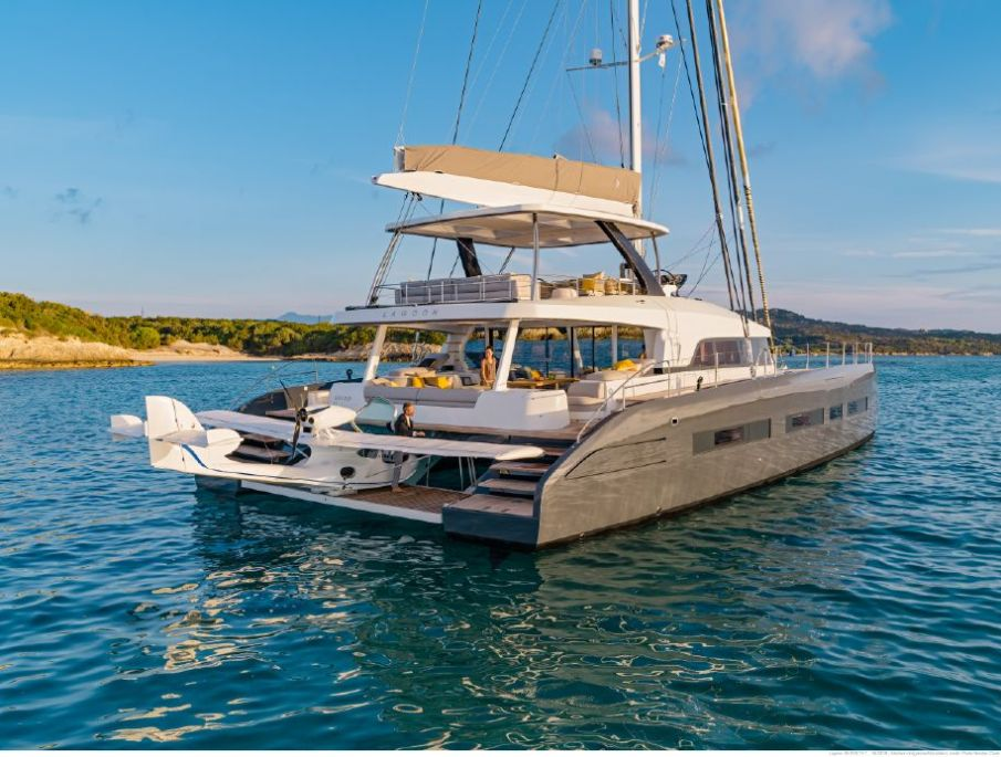 2021Lagoon Seventy 7 - $5,134,750 boat for sale, photos and specifications