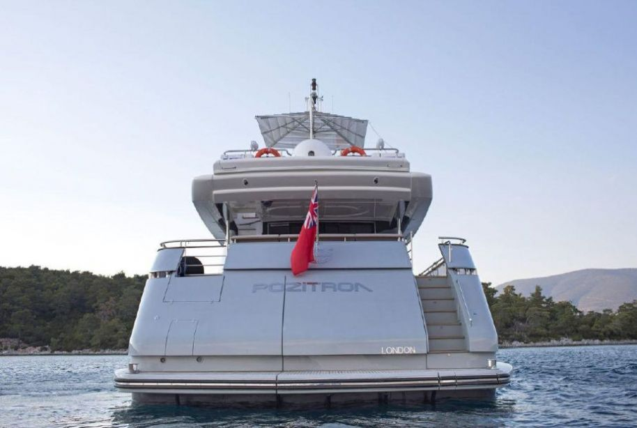 2000Guy Couach 3300 - $2,367,600 boat for sale, photos and specifications