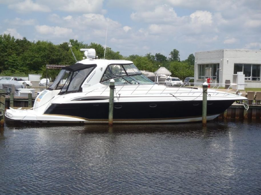 2005 Formula 48 Yacht - $249,997 boat for sale, photos and specifications