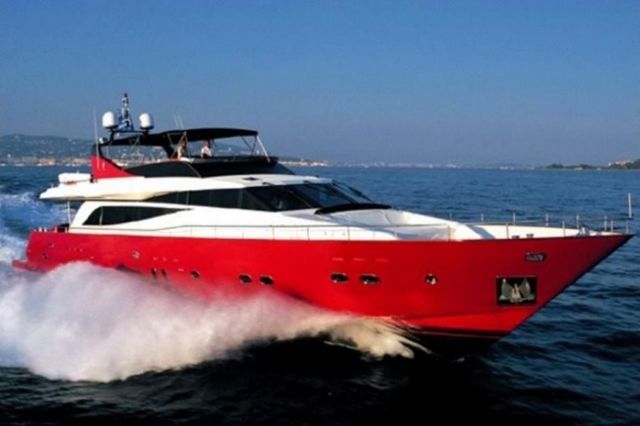 2005Guy Couach 2800 Fly - $1,775,700 boat for sale, photos and specifications