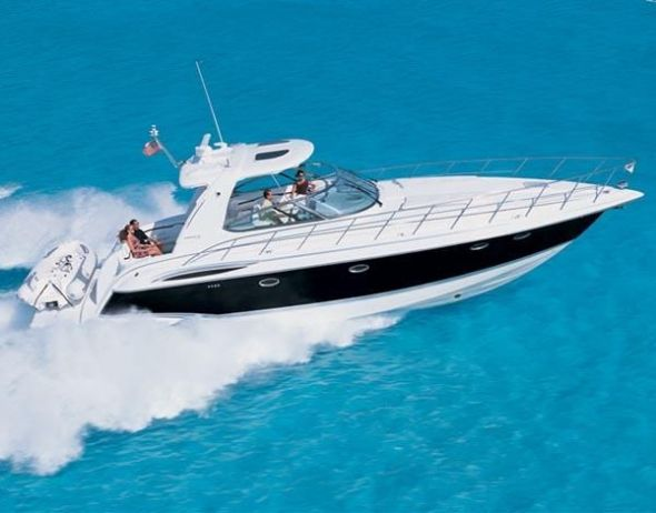 2006 Formula 48 Yacht - $350,000 boat for sale, photos and specifications