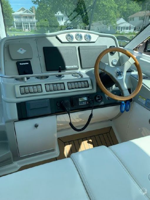 2007 Formula 45 Yacht - $389,900 boat for sale, photos and specifications