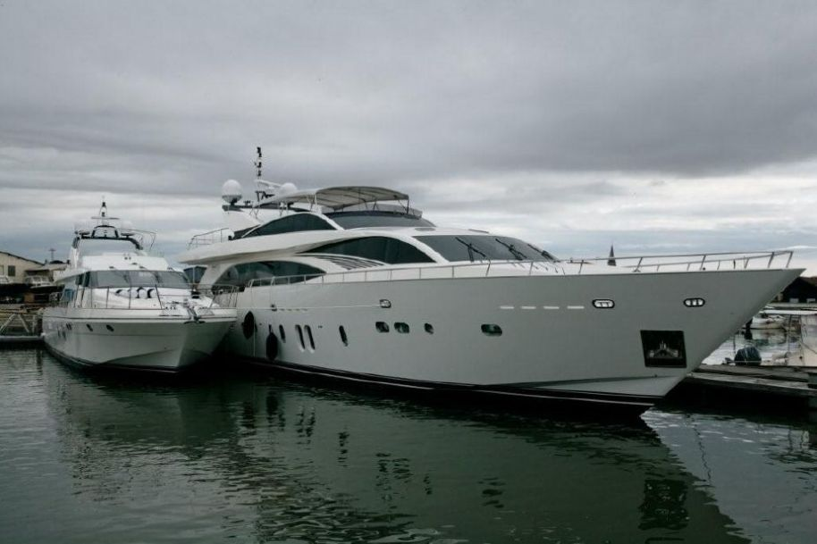 2007Guy Couach 3300 Fly - $3,314,640 boat for sale, photos and specifications