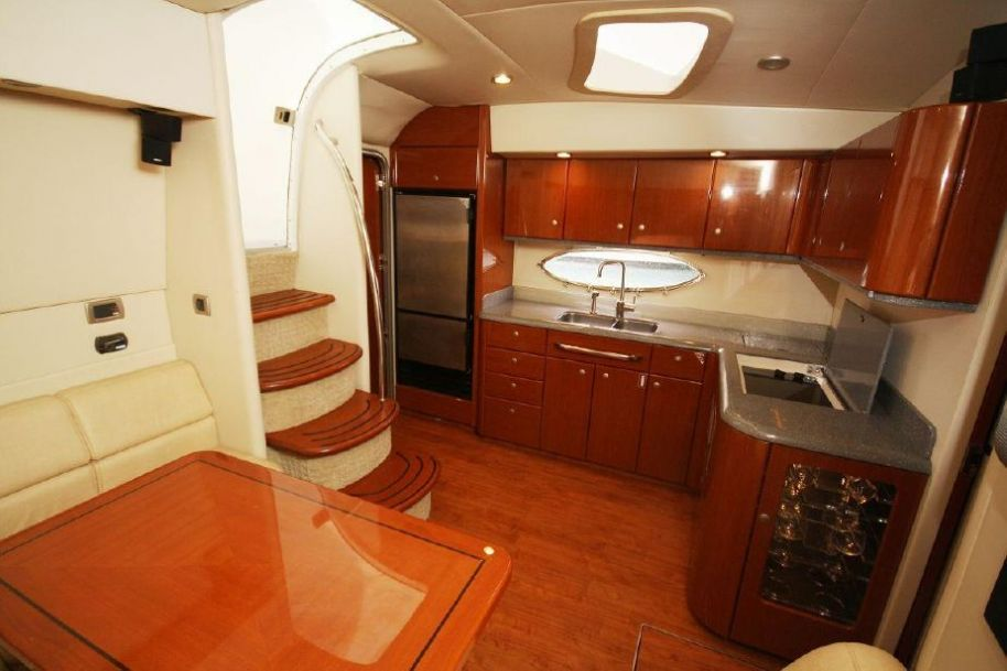 2008Formula 45 Yacht - $330,280 boat for sale, photos and specifications