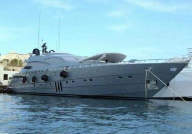 2010 Pershing 115 - $7,089,600 boat for sale, photos and specifications