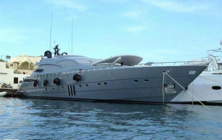 2010Pershing 115 - $7,089,600 boat for sale, photos and specifications