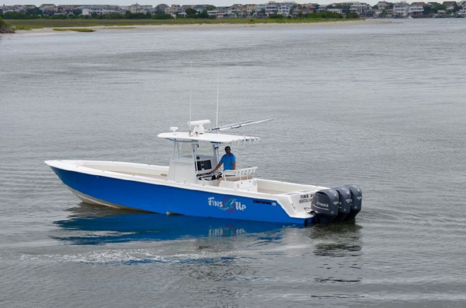 2013 Contender 39 ST - $285,000 boat for sale, photos and specifications