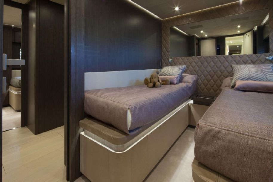2013Pershing Custom - $7,030,520 boat for sale, photos and specifications