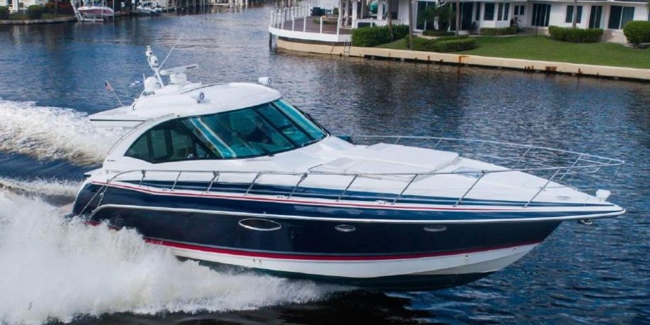 2015 Formula 45 Yacht - $599,000 boat for sale, photos and specifications