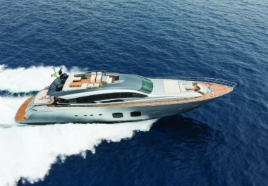 2019 Pershing 108 - $14,120,120 boat for sale, photos and specifications