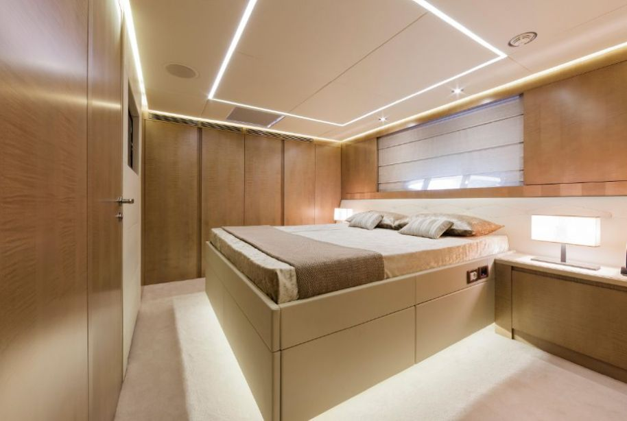 2019Pershing 108 - $14,179,870 boat for sale, photos and specifications