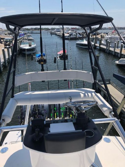 2020 Contender 44FA - $915,000 boat for sale, photos and specifications
