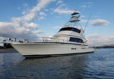 1991Bertram 72 Sportsfish - $275,000 boat for sale, photos and specifications