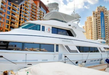 1993Hatteras 118 Tri-deck - $2,600,000 boat for sale, photos and specifications