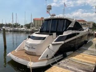 2008 Regal 52 Sport Coupe - $345,000 boat for sale, photos and specifications