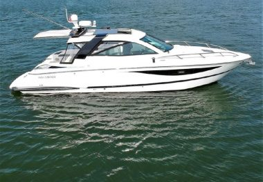 2016Cobalt A40 Coupe - $449,990 boat for sale, photos and specifications