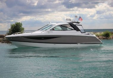 2017Cobalt A40 - $474,750 boat for sale, photos and specifications