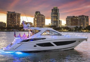 2017 Regal 53 Sport Coupe - $750,000 boat for sale, photos and specifications