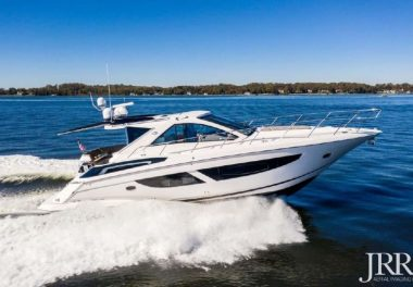 2017 Regal 53 Sport Coupe - $779,000 boat for sale, photos and specifications