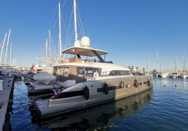2018Lagoon 78 - $4,925,294 boat for sale, photos and specifications