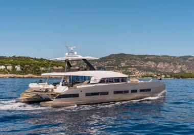 2018Lagoon Seventy 8 - $4,925,294 boat for sale, photos and specifications