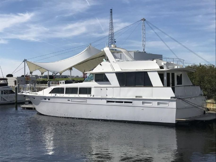1980 Bertram Motor Yacht - $399,900 boat for sale, photos and specifications