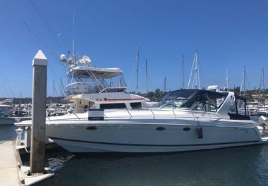 1998 Formula 41 PC - $119,500 boat for sale, photos and specifications